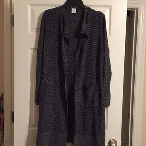 NWT Cabi long cardigan sweater